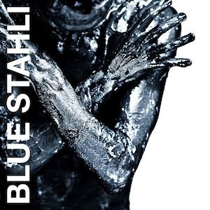 Blue Stahli - self-titled album cover