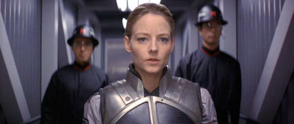Contact--Jodie Foster