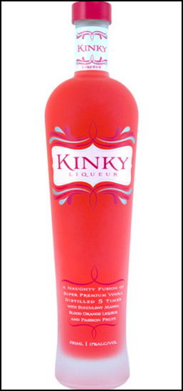 Kinky liqueur bottle 750ml