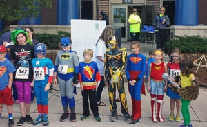 National Children's Advocacy Center NCAC kids' costumes