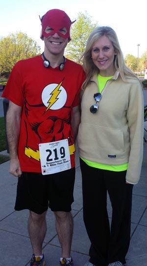 National Children's Advocacy Center NCAC Caroline Nelson and Zach