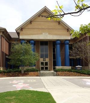 National Children's Advocacy Center NCAC community services building