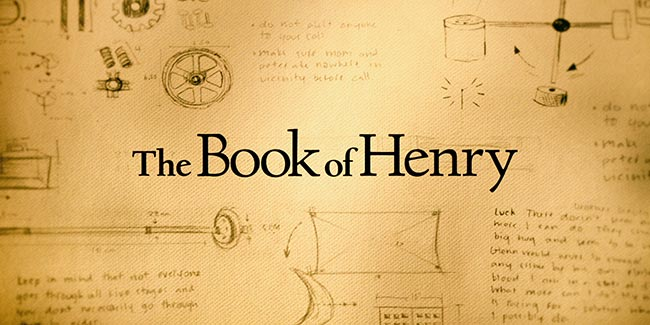 The Book of Henry opening title