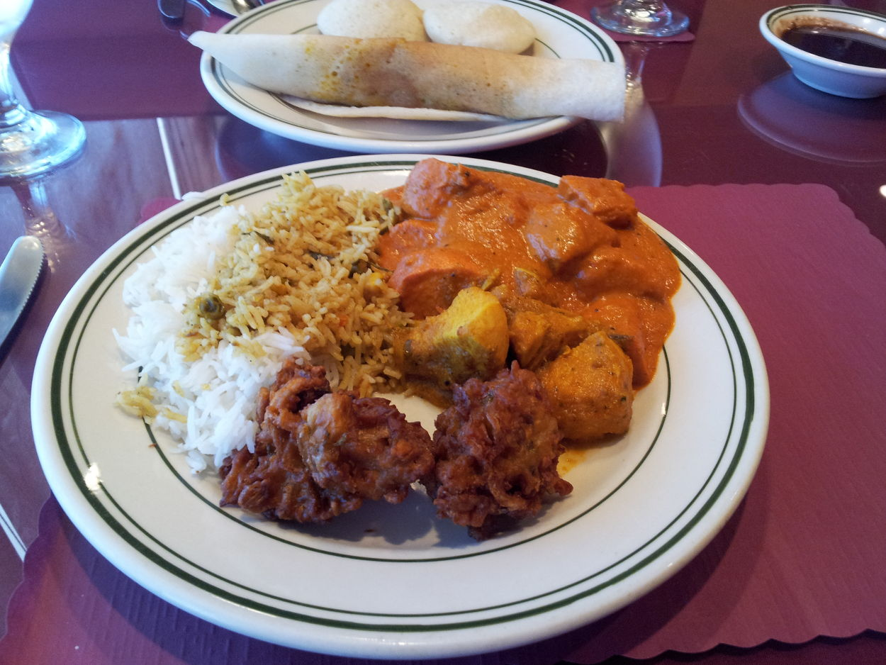 Saffron Indian Restaurant Saint Louis Mo