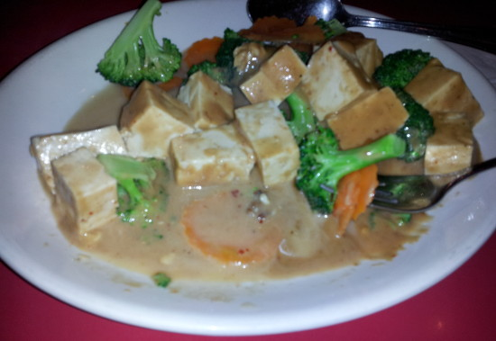 Zen Thai and Japanese Cuisine, Crestwood, MO - Thai Rama