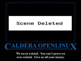 Caldera Linux