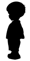 Boy silhouette - Parker Fund