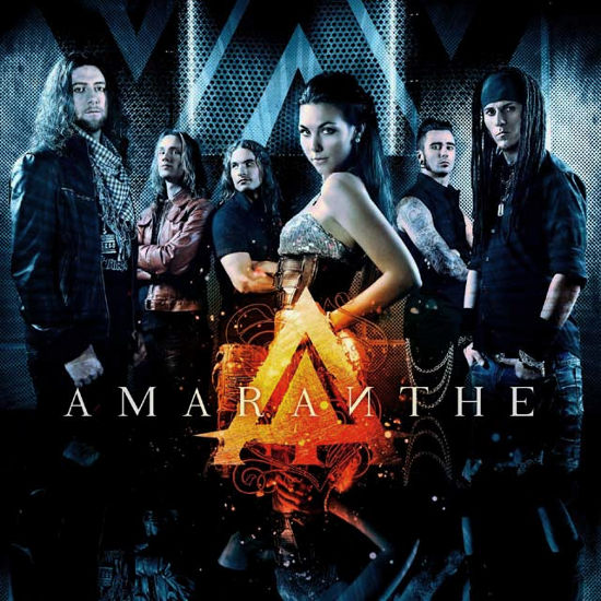Amaranthe - Amaranthe album cover