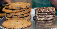 Comet Coffee Microbakery - Chocolate Chip Cookies and Cocoa Nibblers