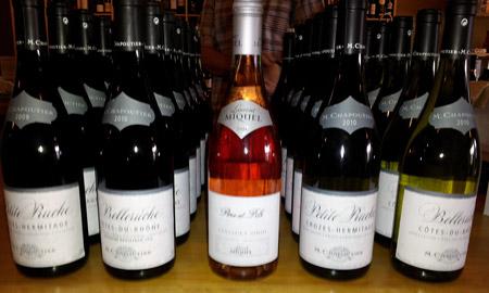 HV Bottle Shop tasting on 23 June 2012