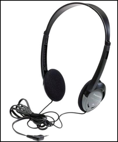 Panasonic RP-HT21 headphones