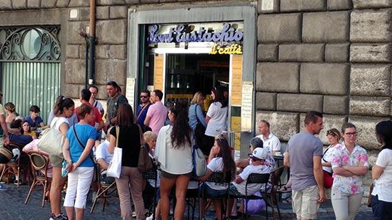 Rome - Sant'Eustachio Il Caffee