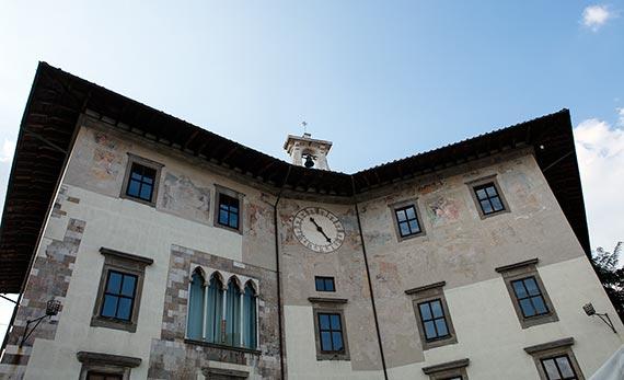 Pisa - Torre della Muda from Dante's Inferno Canto XXXIII