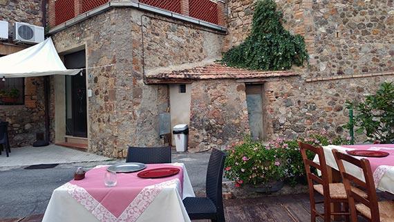 Trattoria il Galletto di Camigliano - restaurant in Camigliano outside Montalcino