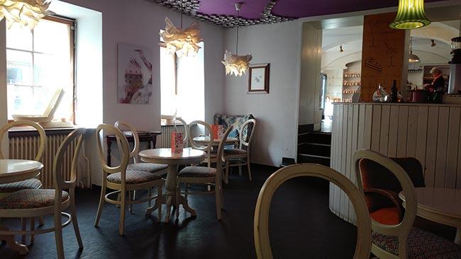 Dürnstein - Bäckerei Schmidl café