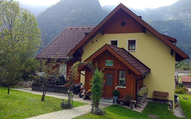 Hallstatt / Obertraun - Haus Hepi bed and breakfast